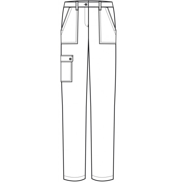 Naiste stretch kokapüksid