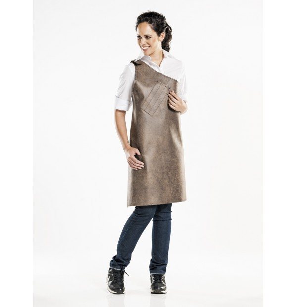 Nahkpõll BUTCHER BARREL BROWN